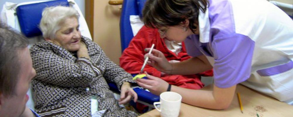 Ergoterapie a kognitivní trénink