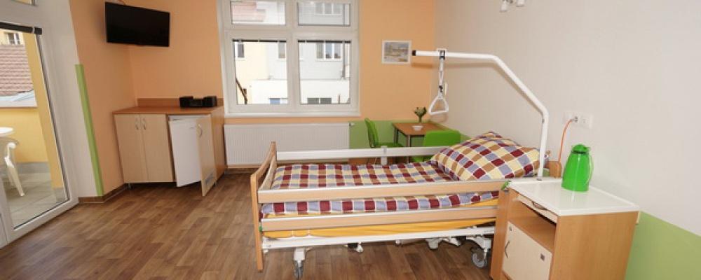 Nadstandardní zdravotní lůžka následné péče