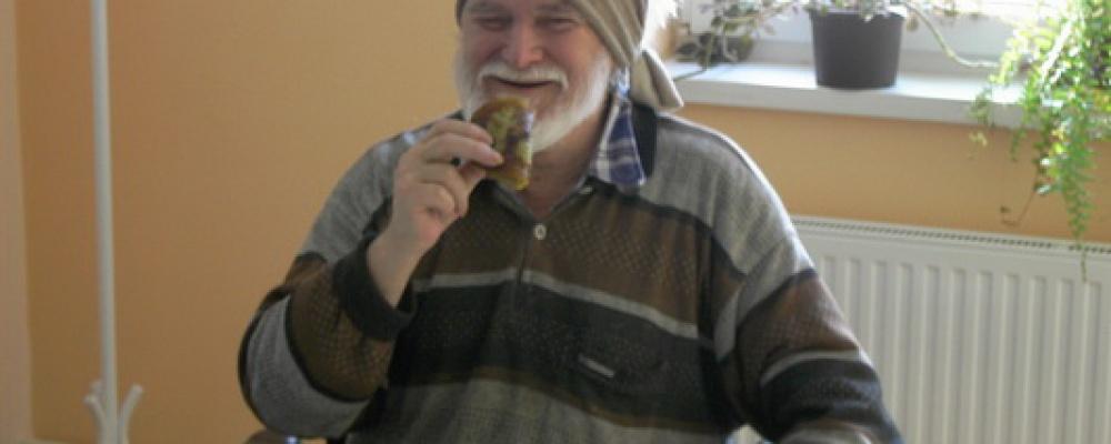 Vánoční pečení bramboráků