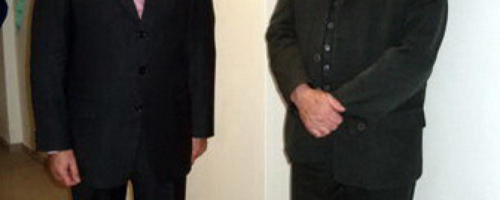 Otevření prvních dvou stanic s lůžky následné péče, rok 2005 - Zúčastnil se zástupce hejtmana kraje Vysočina Ing. Pavel Hájek.