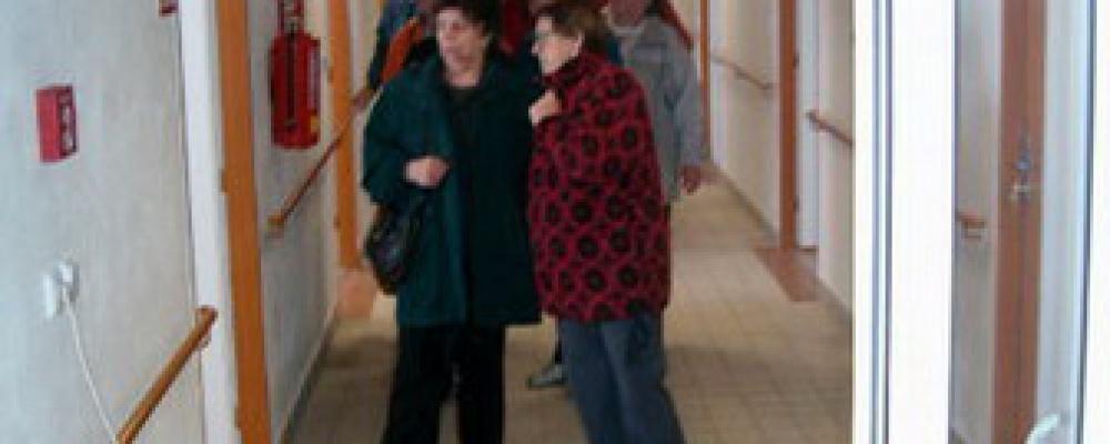 Otevření prvních dvou stanic s lůžky následné péče, rok 2005 - Akce otevřených dveří pro veřejnost.