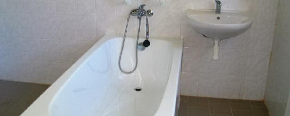 Zdravotní lůžka následné péče - Koupelna.