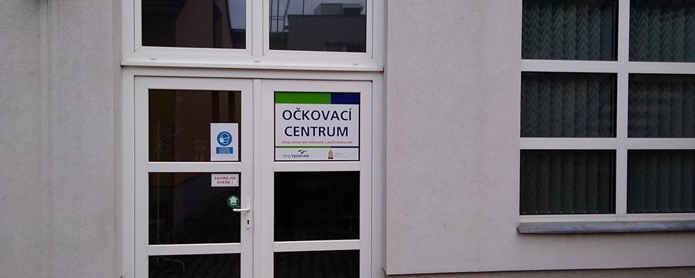 Očkovací centrum